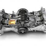 motor boxer Subaru XV 2016