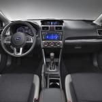 Subaru XV 2016 interior