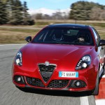 Alfa Romeo Giulietta Veloce 2016 17