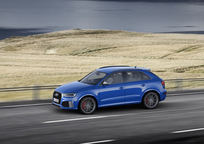 Audi RS Q3 performance 2016