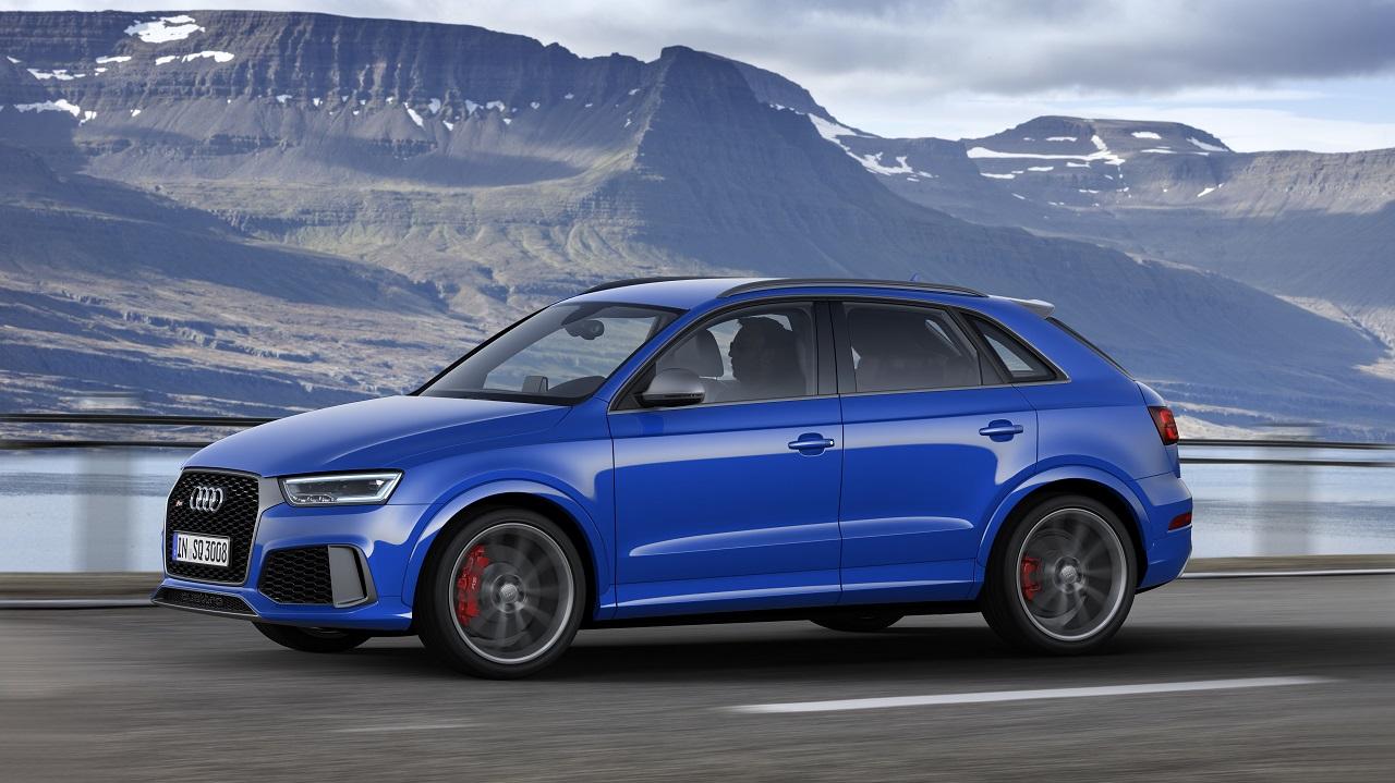Audi RS Q3 performance 2016
