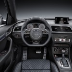 Audi RS Q3 performance 2016 interior