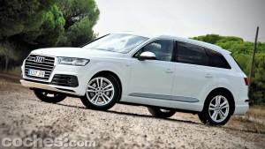 Audi Q7 3.0 TDI quattro: prueba a fondo