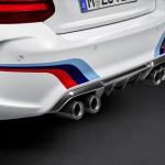 BMW M2 Coupé M Performance 2016 01
