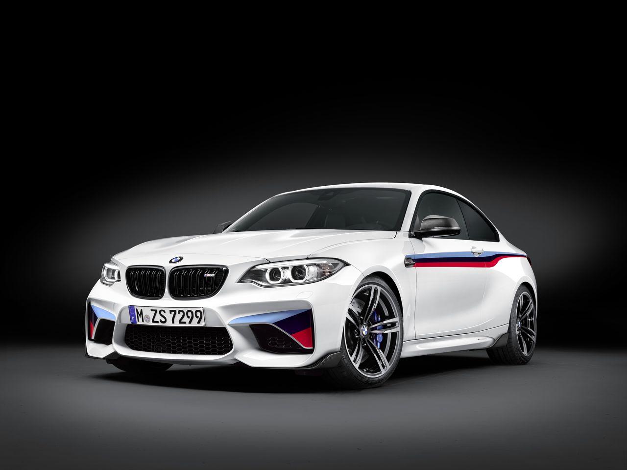 BMW M2 Coupé M Performance 2016 07