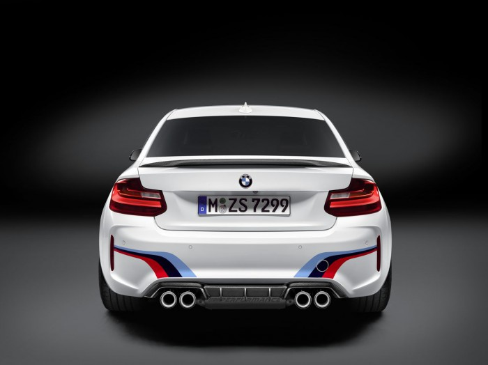 BMW M2 Coupé M Performance 2016 10