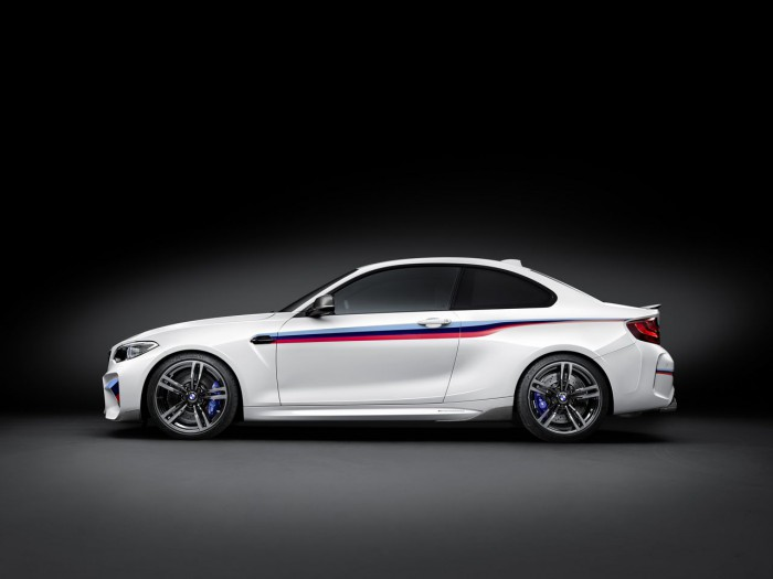 BMW M2 Coupé M Performance 2016 11