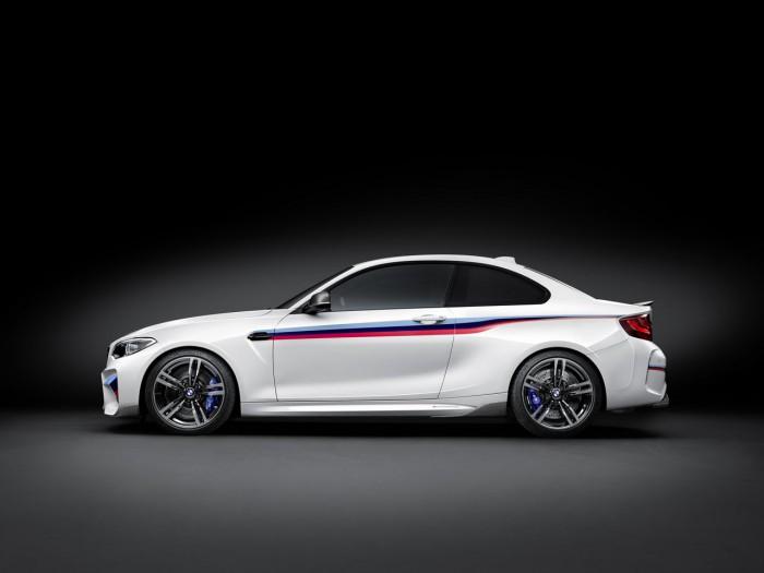 BMW M2 Coupé M Performance 2016 11