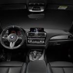 BMW M2 Coupé M Performance 2016 interior 1