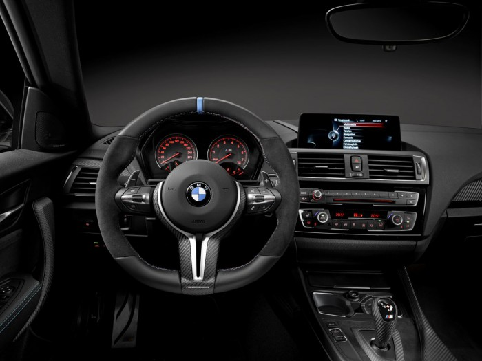 BMW M2 Coupé M Performance 2016 interior 2