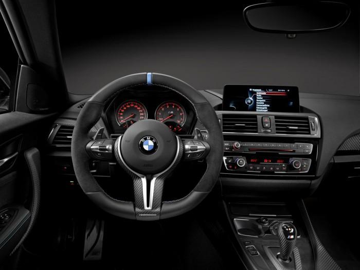 BMW M2 Coupé M Performance 2016 interior 2