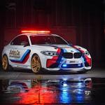 BMW M2 MotoGP Safety Car 2016 06
