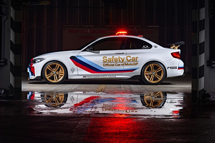 BMW M2 MotoGP Safety Car 2016 10