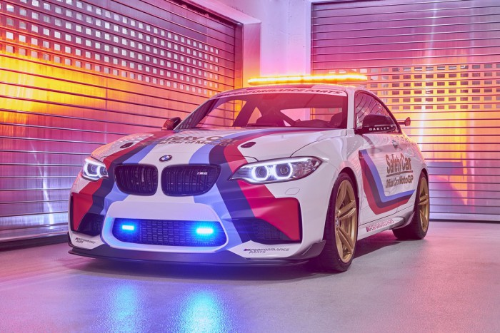 MotoGP Safety Car 2016