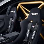 BMW M2 MotoGP Safety Car 2016 interior 2