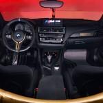 BMW M2 MotoGP Safety Car 2016 interior 3