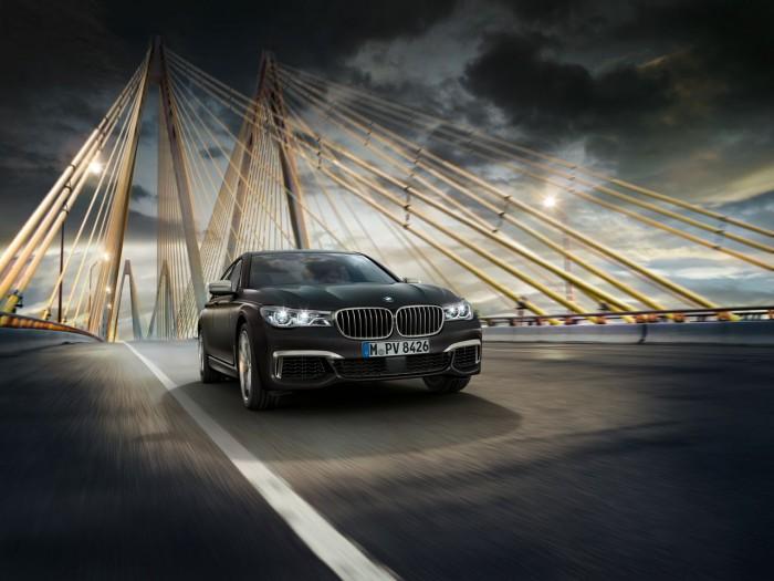 BMW M760Li xDrive 2016 15