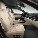 BMW M760Li xDrive 2016 interior 6