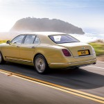 Bentley Mulsanne 2016 17