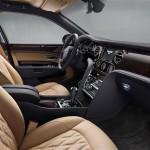 Bentley Mulsanne 2016 interior 01