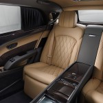Bentley Mulsanne 2016 interior 03