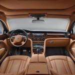 Bentley Mulsanne 2016 interior 06
