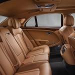 Bentley Mulsanne 2016 interior 07