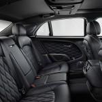 Bentley Mulsanne 2016 interior 13
