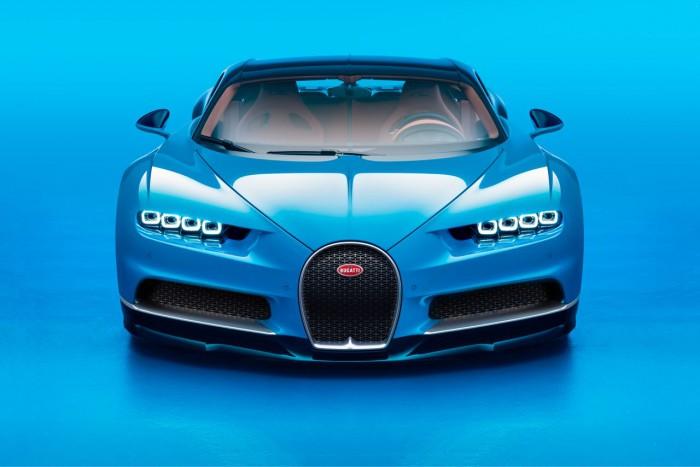 Bugatti Chiron 2016 01