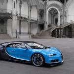 Bugatti Chiron 2016 Gran Palais 04