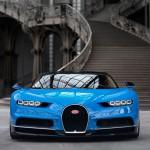 Bugatti Chiron 2016 Gran Palais 08