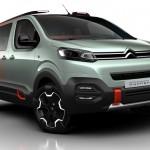 Citroën Spacetourer HYPHEN Concept 2016 01