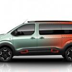 Citroën Spacetourer HYPHEN Concept 2016 02