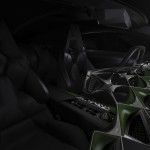 DS E-Tense Concept 2016 interior 01