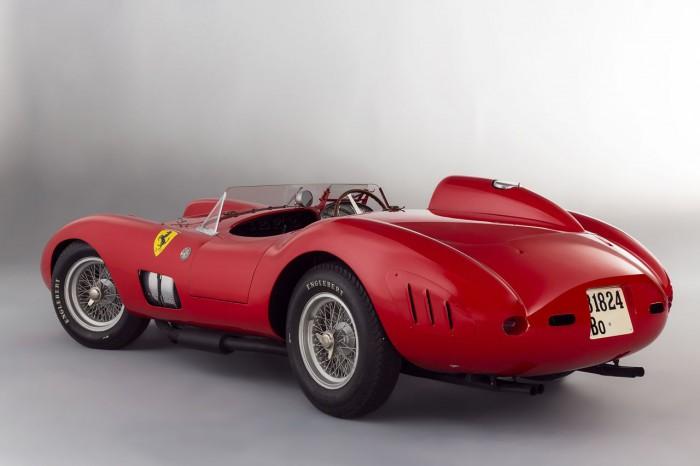 Ferrari 335 S Spider 1957 1