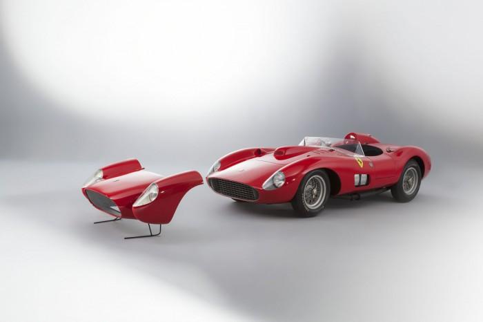 Ferrari 335 S Spider 1957 6