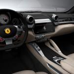 Ferrari GTC4Lusso 2016 interior 01
