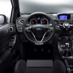 Ford Fiesta ST200 2016 interior 01