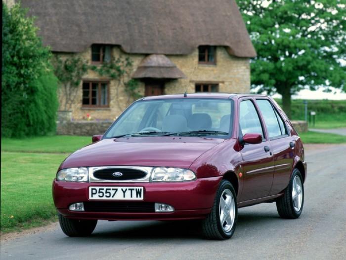 Ford Fiesta cuarta generación