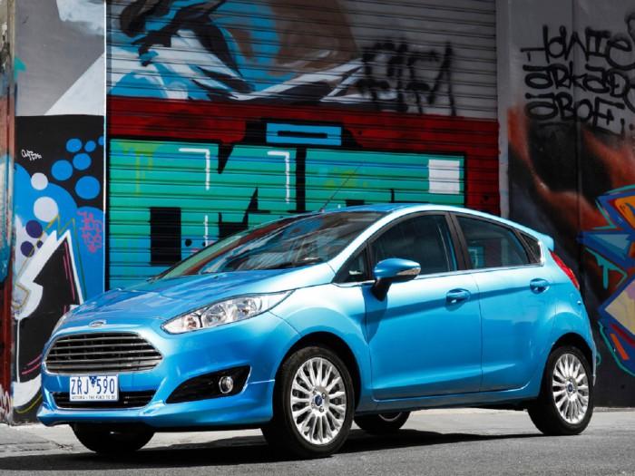 Ford Fiesta séptima generación