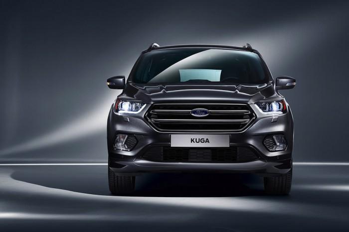 Ford Kuga 2016 frontal