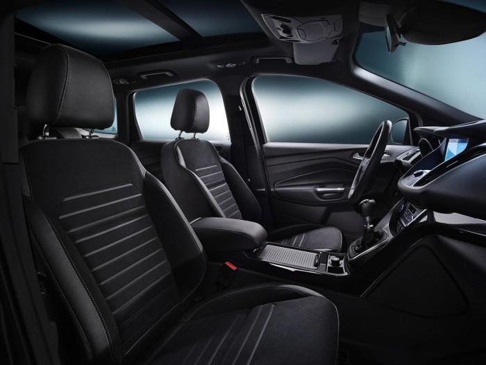 Ford kuga 2016 inicio de la ofensiva suv for Interieur ford kuga