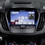 Ford Kuga 2016 interior SYNC 3 02