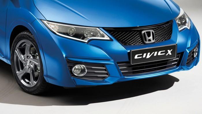 Honda Civic X Edition 2016