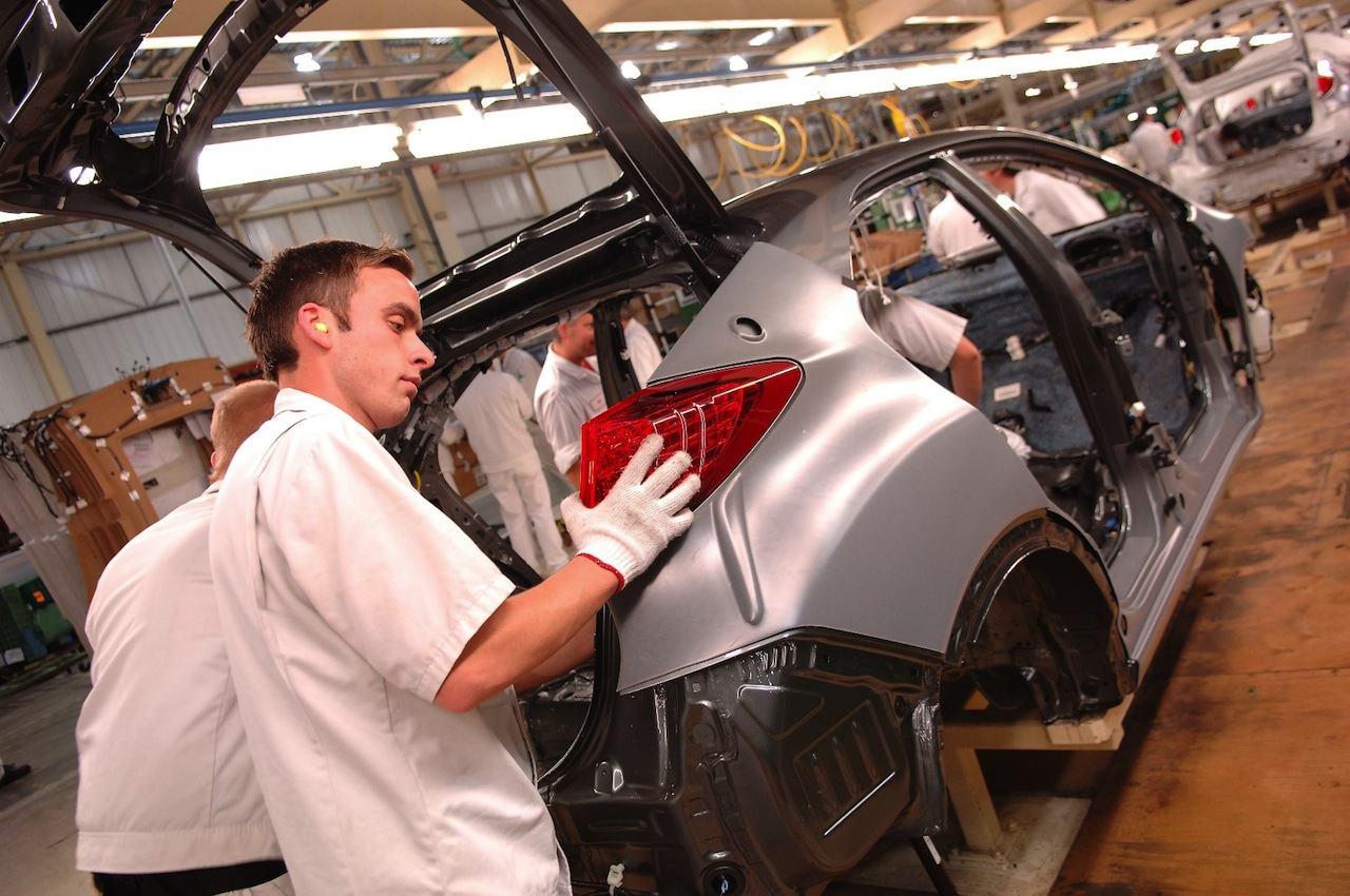 Honda Civic fabrica