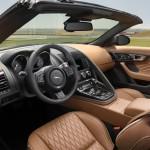 Jaguar F-Type SVR Convertible 2016 04