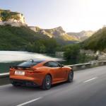 Jaguar F-Type SVR Coupe 2016 17