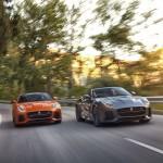 Jaguar F-Type SVR Coupe y Convertible 2016 1