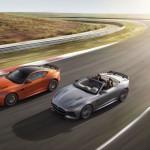 Jaguar F-Type SVR Coupe y Convertible 2016 2