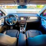 Kia Niro USA 2016 interior 01